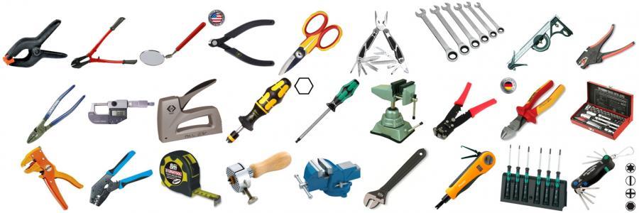 כלי עבודה ידניים handtools