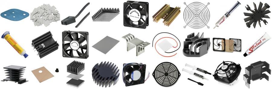 פתרונות קירור לאלקטרוניקה cooling
