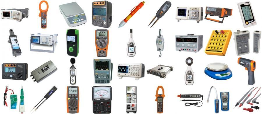 ציוד בדיקה ומכשירי מדידה צבד-מכשירי-מדידה