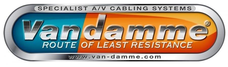 """<span itemprop=""""name"""">VAN DAMME</span> כבלים אודיו / וידאו"""