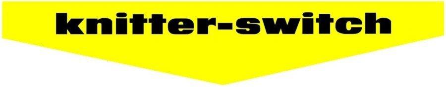 KNITTER SWITCH - לחצנים ומפסקים לאלקטרוניקה