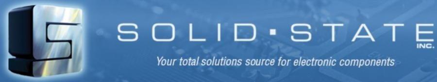 SOLID STATE INC - דיודות וטרנזיסטורים לאלקטרוניקה