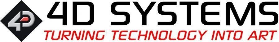 4D SYSTEMS - מסכי מגע עבור BEAGLEBONE BLACK
