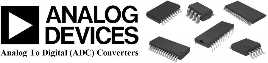 ממירים אנלוגי לדיגיטלי - (ANALOG TO DIGITAL CONVERTERS (ADC