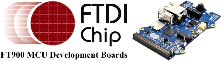 מוצרי פיתוח לאלקטרוניקה - FTDI