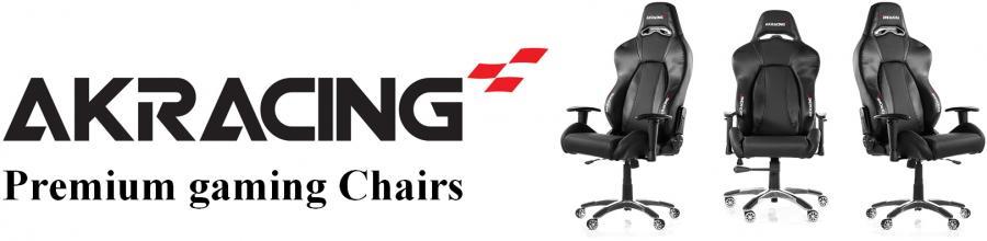 כסאות לגיימרים - AK RACING