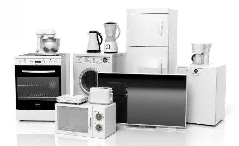 מוצרי חשמל ביתיים שונים
