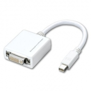 מתאם (MINI DISPLAY PORT (M) - DVI (F