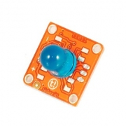 מודול תאורה - TINKERKIT 10MM BLUE LED MODULE