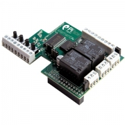 כרטיס הרחבה PIFACE DIGITAL עבור RASPBERRY PI MODEL B