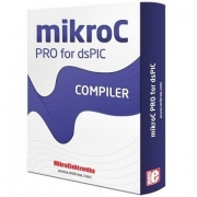 תוכנת הידור - MIKROC PRO FOR DSPIC / PIC24