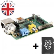 RASPBERRY PI - MODEL B - 8GB SD BUNDLE