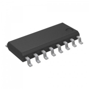 ממיר אנלוגי לדיגיטלי (SMD - 16BIT - 10MSPS - DIFFERENTIAL - (ADC