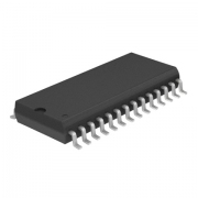 ממיר אנלוגי לדיגיטלי (SMD - 16BIT - 105SPS - DIFFERENTIAL - (ADC