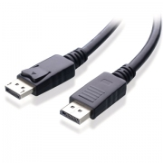 כבל - (1M - DISPLAY PORT (M) ~ DISPLAY PORT (M