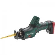 מסור חרב נטען - METABO POWERMAXX ASE