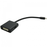 מתאם (MINI DISPLAY PORT (M) - DP / HDMI / DVI (F