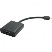 מתאם (MINI DISPLAY PORT (M) - HDMI (F