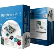 RASPBERRY PI 3 - MODEL B 1GB - CAMERA KIT