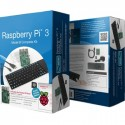 קיט פיתוח - RASPBERRY PI 3 - MODEL B - PREMIUM KIT