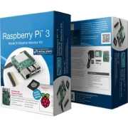 קיט פיתוח - RASPBERRY PI 3 - MODEL B - SENSOR KIT