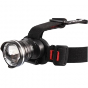 פנס ראש מקצועי - 6W CREE LED 350 LUMENS