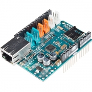 כרטיס הרחבה - ARDUINO ETHERNET SHIELD 2