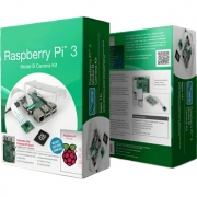 קיט פיתוח - RASPBERRY PI 3 - MODEL B+ - CAMERA KIT