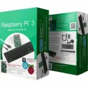 קיט פיתוח - RASPBERRY PI 3 - MODEL B+ - PREMIUM KIT