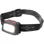 פנס ראש מקצועי - ANSMANN HD200B HEADLIGHT - 200 LUMENS