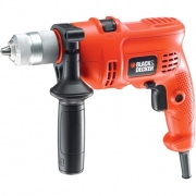 מקדחה חשמלית רוטטת BLACK & DECKER KR504CRESK - 500W