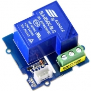 מודול ממסר - SEEED STUDIO 5V 30A SPDT RELAY SHIELD