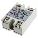 ממסר מצב מוצק - SOLID STATE RELAY - DC TO DC 10A