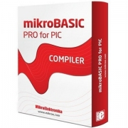 תוכנת הידור - MIKROBASIC PRO FOR PIC