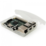 RASPBERRY PI 2 - MODEL B 1GB - CLEAR CASED